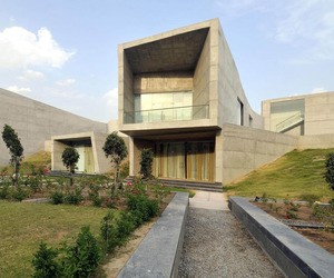The Courtyard House by Sanjay Puri Architects