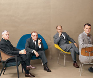 The Cover Boys of Modernism