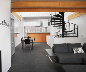 The Crosstown Loft by Campos Leckie Studio