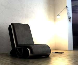 Elegan Chair: 'The Cul Chair' by Marcial Ahsayane