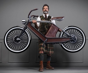 The Cykno Eclectic Bicycle