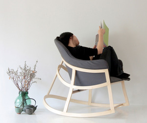 The Dancing Chair, Rocking Chair by Constance Guisset