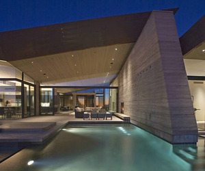 The Desert Wing House | Kendle Design Collaborative