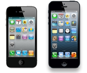 The Differences Between The iPhone 5 and 4S