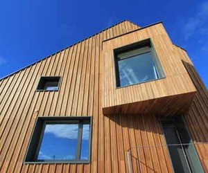 The Eco Construction of The First Active House in Russia