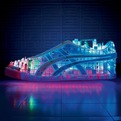 The Electric Shoe For Onitsuka's Ad Campaign