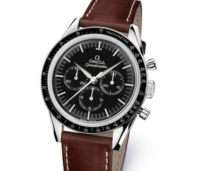 The First Omega in Space - Speedmaster Moonwatch