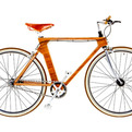 The Flat Frame Wooden Bicycle