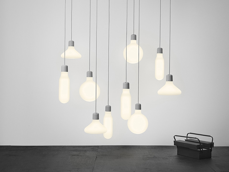 The form pendant lamps design house stockholm for Household lighting design