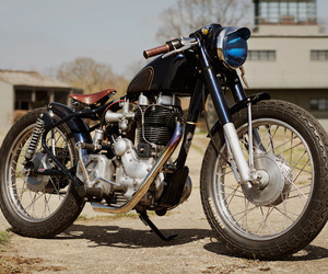 The Fox Royal Enfield Bullet
