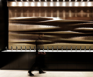 The Fragrance Kitchen store in Kuwait City by ARCHJS