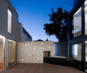 The Frei Sebastiao House by AFR Architecture