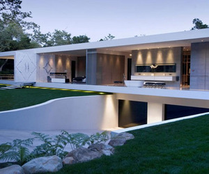 The Glass Pavilion Residence by Steve Hermann
