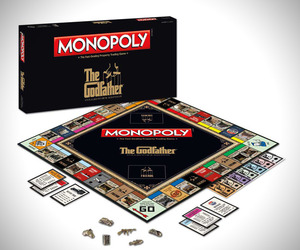 The Godfather Collector's Edition Monopoly