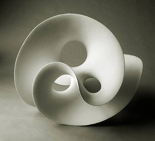 Form In Art And Design : Quot the good china ceramic sculptures by eva hild