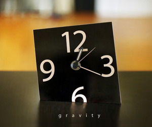 The Gravity Clock. Concept