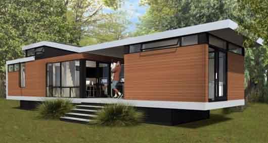 The Green Architecture Of Calimini Prefab