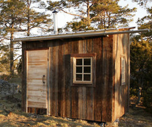 The Hermit's Cabin by Mats Theselius for Arvesund