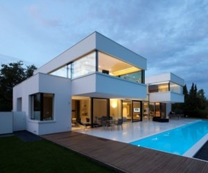 The HI-MACS® House in Bavaria