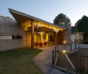 The Himalayas House by Rajiv Saini & Associates