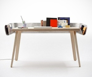 The Homework Table by Tomas Kral