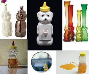 The Honeybear In Art and Design