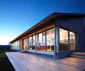 The Houl, an Eco Friendly House in Scotland
