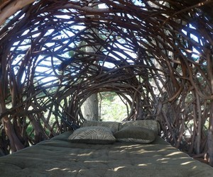 'The Human Nest' at Big Sur by Jayson Fann