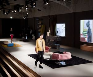 The ideal house by AMO for Prada