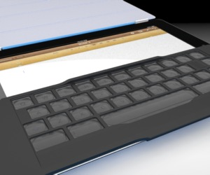 The iKeyboard For The Apple iPad