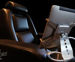 The iPad Chair by Elite Home Theater Seating
