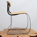 The Ironrite Health Chair by Herman H. Sperlich, 1938