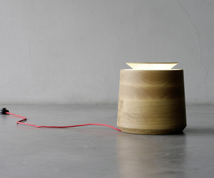 The Jar Lamp by Moon Studio