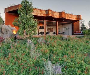 The Joshua Tree Boulder House by Garett Carlson