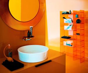 The Kartell by Laufen bathroom