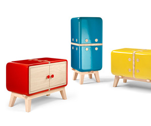 The Keramos Cabinets by Coprodotto