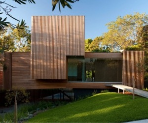 The Kew House by Vibe Design Group Architecture