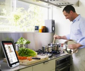 The Kitchen Stand for iPad