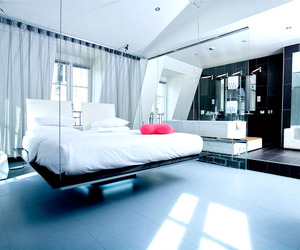 The KUBE Hotel In Paris
