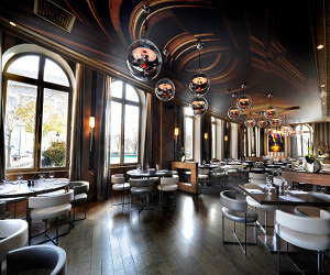 The L'Arc Paris Restaurant, Bar and Nightclub