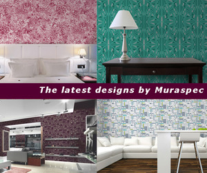 The Latest Wallcoverings by Muraspec