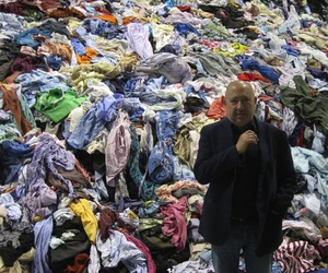 The life of clothes