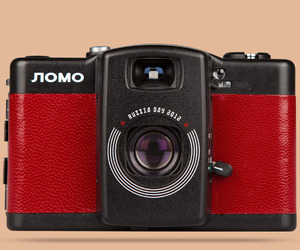 The Limited Edition LC-A+ Russia Day from Lomography