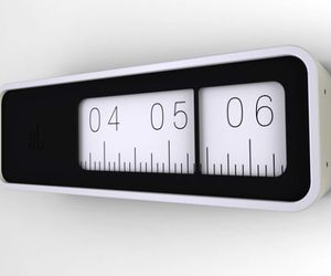 The Linear Clock by Audun Ask Blaker