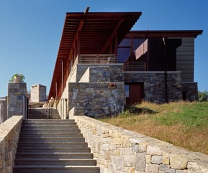 The Lookout House by Ike Kligerman Barkley Architects