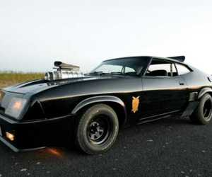 The Mad Max Interceptor