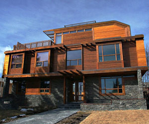 The Maddock House by Marc Boutin