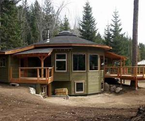 The Magnolia, A Sustainable Prefab House