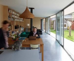 The Mai House by Bourbouze & Graindorge