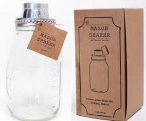 The Mason Shaker from Sweet Peach